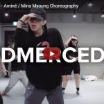 【ダンス】41万回再生!Mina MyoungがラップREDMERCEDESでクールにキレキレダンスで魅せる!