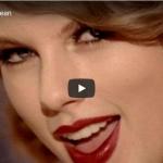 【歌】1.8億万回再生!テイラー・スウィフトのグラミー賞受賞したMeanは元気をもらえるカントリーソング!