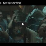 【歌】8億万回再生!DJスネイクの大ヒット曲Turn Down for Whatがパワフルにノリノリ凄いサウンド!