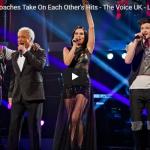 【歌】1535万回再生!ジェシーJがThe Voice UKのステージで豪華コラボ名曲メドレーで会場を熱くする!