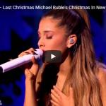 【歌】299万回再生!アリアナ・グランデのLast Christmasが圧倒的な歌唱力で魅了し熱いクリスマスに!