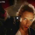 【歌】5.3万回再生!コールドプレイの世界的ヒット曲Viva La Vidaで壮大なサウンドと歌に心が高鳴り最高!