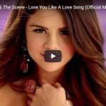 【歌】5億万回再生!セレーナ・ゴメスが歌うヒット曲Love You Like A Love Songがお洒落にノレる!