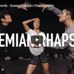 【ダンス】46万回再生!Lia Kimがクイーンの名曲ボヘミアン・ラプソディでコンテンポラリーで心打つ!