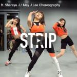 【ダンス】53万回再生!May J LeeがLittle MixのStripで妖艶にセクシーにしなやかに踊る!