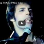 【歌】3.9億万回再生!クイーンの伝説の名曲Don't Stop Me Nowが軽やかに心を踊らす歌が最高!