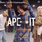【ダンス】81万回再生!Lia Kimがラップ&ヒップホップのAPE**ITでビート感が溢れキレあるダンスで熱い!