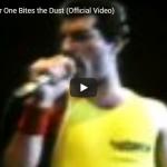 【歌】2.8億万回再生!クイーンの名曲Another One Bites the Dustがパワフルにハートを打つ!