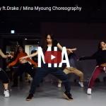 【ダンス】125万回再生!Mina Myoungがバッド・バニーのMiaで滑らかに妖艶なダンスで熱く踊る!