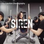 【ダンス】194万回再生!Lia Kimが振付けたSirenを韓国人気歌手ソンミがオーラ全開でセクシーダンス!
