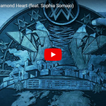 【歌】驚異の10億万回再生!アラン・ウォーカーの世界でヒットしたDiamond Hear壮大な映像と曲が心を掴む!