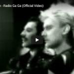 【歌】1.1億万回再生!クイーンの伝説のRadio Ga Gaがメッセージ性の高い動画とリンクし時代を超え心揺さぶる!