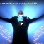 【歌】6902万回再生!クイーンのオーケストラとコラボしたWho Wants To Live Foreverが壮大に心揺さぶる!