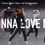 【ダンス】韓国のIM人気ダンスイントラMay J LeeがGonna Love Meでしなやかにシットリキュートに舞う!