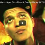【歌】1.1億万回再生!ブルーノ・マーズとダミアン・マーリーがコラボしたLiquor Store Bluesのレゲエが最高!