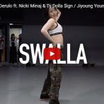 【ダンス】20万回再生!Lia Kimがニッキー・ミナージュのSwallaで華麗にリズミカルにキレキレダンスを熱く踊り魅せる!
