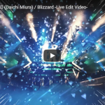 【歌】75万回再生!三浦大知のドラゴンボール超ブロリーの主題歌Blizzardの神掛かったライブが最高にイカす!