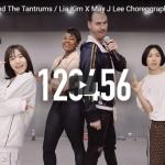 【ダンス】30万回再生!Lia KimとMay J Leeが本物のフィッツ・アンド・ザ・タントラムズと123456で熱く踊る!