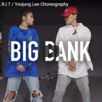 【ダンス】43万回再生!Yoojung Leeがビッグ・クリットのBig Bankのラップでキレキレダンスで圧倒する!