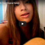 【歌】アリー・ブルックのデビュー前のオリジナルソングWith Youが高い歌唱力でソロソング惹き込む動画がこれだ!
