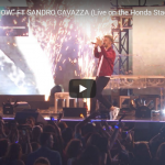 【歌】64万回再生!カイゴとサンドロ・カヴァッザがコラボしたHappy Nowのライブ動画が熱いパッションで熱気帯び盛り上る!