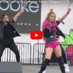 【歌】アリー・ブルックがA Boogie wit da Hoodieが野外ライブでセクシーで艶ある歌とダンスでで魅了!