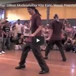 【ダンス】何も演出することのないスタジオだからこそ際立つ世界で活躍するダンサーKITE(政井海人)のソロダンスが神!
