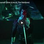 【歌】95万回再生!クイーンのテンポいいビートと熱い歌が心熱くするデビュー曲Keep Yourself Alive最高!