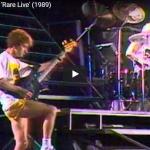 【歌】クイーンの未DVD化作品「Rare Live」のダイジェスト映像とI Want It Allのサウンドが交わり熱い魂が心に響く!