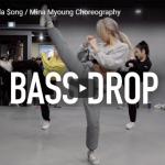 【ダンス】262万回再生!韓国IMのMina Myoungがtraila $ongのBass Dropで切れ味抜群のダンスで熱くする!