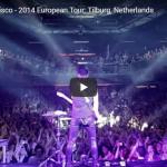 【歌】パニック!アット・ザ・ディスコの初のヨーロッパライブのダイジェスト映像がエネルギッシュで惹き込む映像だ!