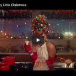 【歌】1237万回再生!ケイティ・ペリーのワクワク全開なCozy Little Christmasdを聴いてクリスマスはホットに素敵な夜に♪