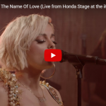 【歌】57万回再生!ベベ・レクサが圧倒的オーラと歌唱力でライブ会場を熱い歓声にするIn The Name Of Love!