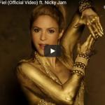 【歌】7.5億万回再生!シャキーラとニッキー・ジャムがコラボしオシャレにラテンの歌を歌い踊るPerro Fieが最高!