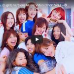 【ダンス】469万回再生!e-girlsが不朽の名曲Y.M.C.A.を現代版に蘇りさせキュートにキレキレダンスで魅了!