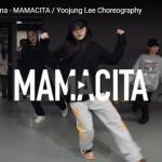【ダンス】45万回再生!Yoojung Leeがタイガ・YG・サンタナのMAMACITAで才能溢れるダンスで心打つ!