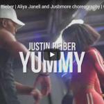 【ダンス】175再生!アリーヤ・ジャネルがジャスティン・ビーバーのYummyで男女の愛のダンスを華麗に踊る!