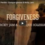【歌】80万回再生!エンリケ・イグレシアスとニッキー・ジャムがコラボし様々な賞を受賞したForgivenessが心打つ!