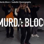 【ダンス】16万回再生!韓国IMダンサーisabelleがマクソ・クリームのMurda Bloccでファンクにキレキレダンスが熱い!