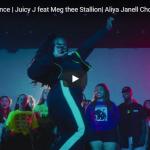 【ダンス】76万回再生!アリーヤ・ジャネルがラッパージューシー・JのThree Point Stanceでクールに熱くキメル!