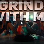 【ダンス】146再生!アリーヤ・ジャネルがプリティリッキーのGrind With Meで艶あるセクシーダンスで魅了する!