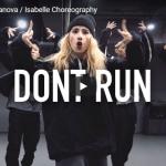 【ダンス】35万回再生!韓国IMのisabelleがカサノヴァのDon't Runでパワフルなダンスで熱くする!