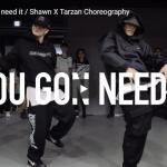 【ダンス】20万回再生!韓国ダンサーShawnがナフラのYou gon need itでクールにセンス溢れるHIPHOPが熱い!