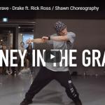 【ダンス】34万回再生!ShawnがドレイクのMoney In The Graveでキレキレダンスでスタジオを熱くする!