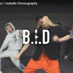 【ダンス】42万回再生!isabelleがラッパー トリー・レーンズのB.I.Dでキレと抑揚あるダンスで熱くする!