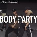 【ダンス】68万回再生!ShawnがシアラのBody Partyで息の合ったデュエットダンスでスタジオを熱くする!