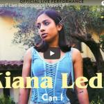 【歌】48万回再生!キアナ・レデが失恋の悲しみを歌ったCan Iのライブパフォーマンスバージョンも心響き心打つ歌!