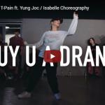 【ダンス】49万回再生!isabelleがRIRIのluv luvでT-PainのBuy U A Drankで熱く踊る!