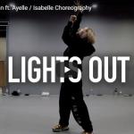 【ダンス】29万回再生!isabelleがsonnのLights Outでエモーショナルなフリースタイルダンスが凄い!