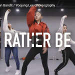 【ダンス】520万回再生!Yoojung Leeがクリーン・バンディットのRather Beでセンス溢れるダンスが熱い!